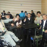 SADA with Japanese Disability friends in south Korea