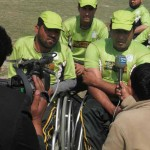 Sensitization about Special sports through Electronic Media, DAWN news